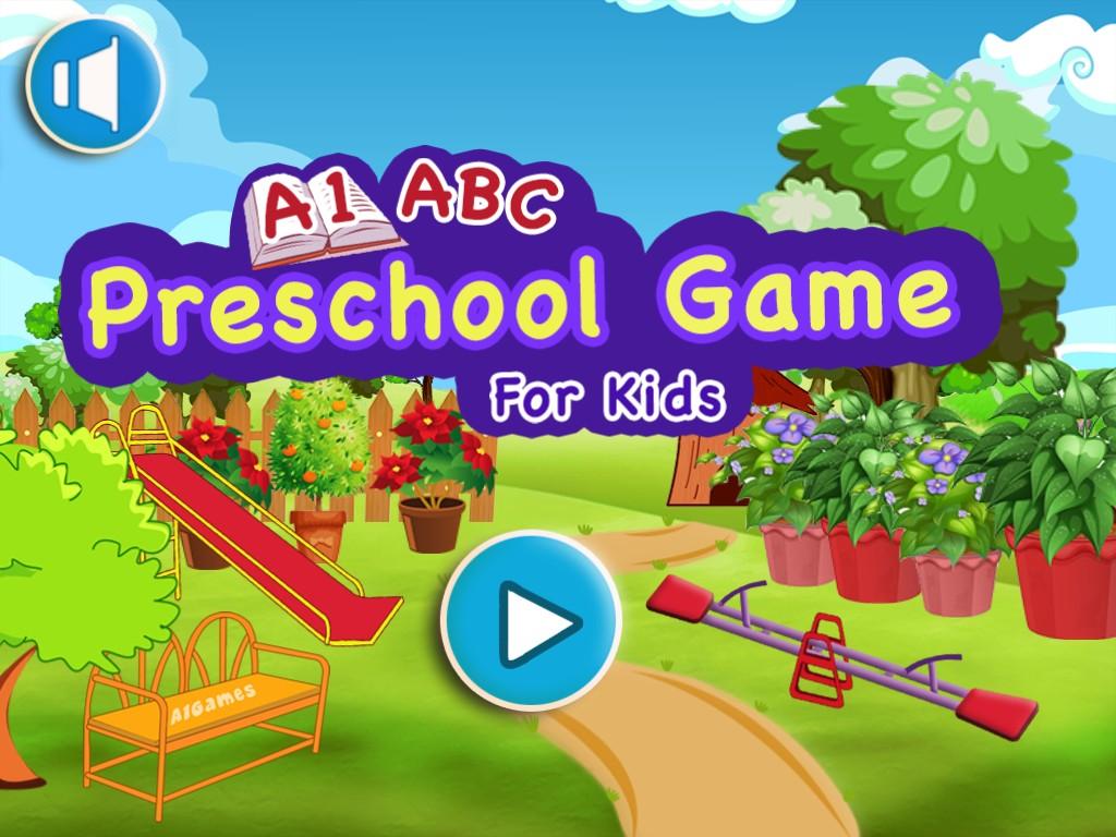 A1 ABC Preschool Game For Kids