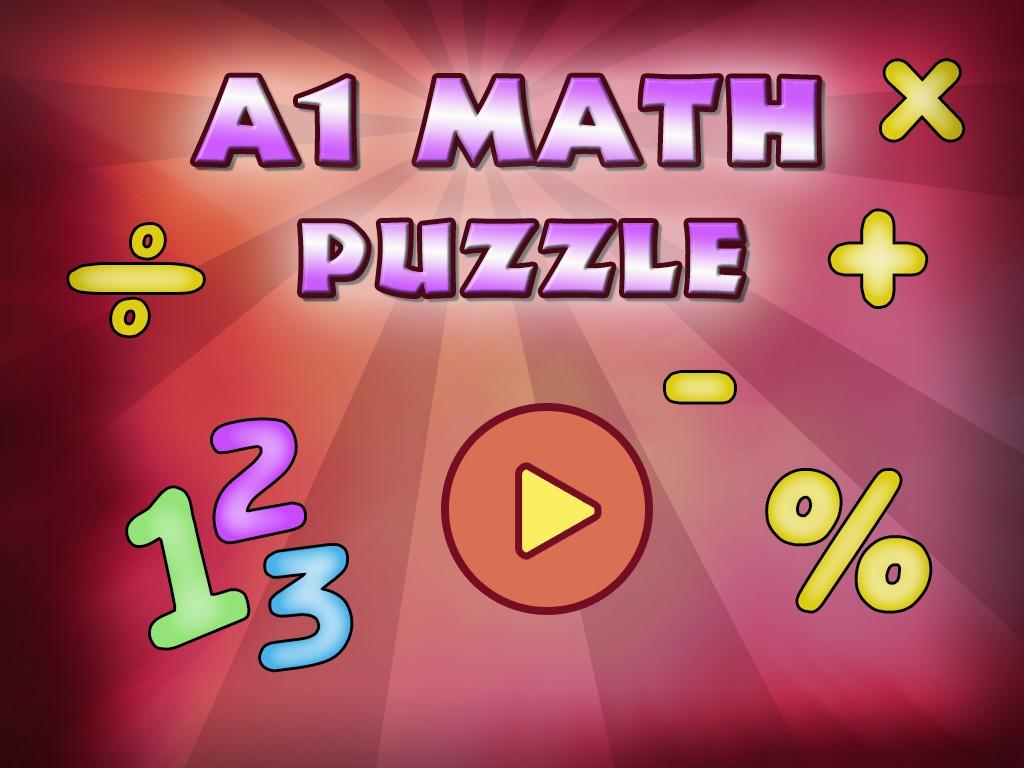 A1 Math Puzzle