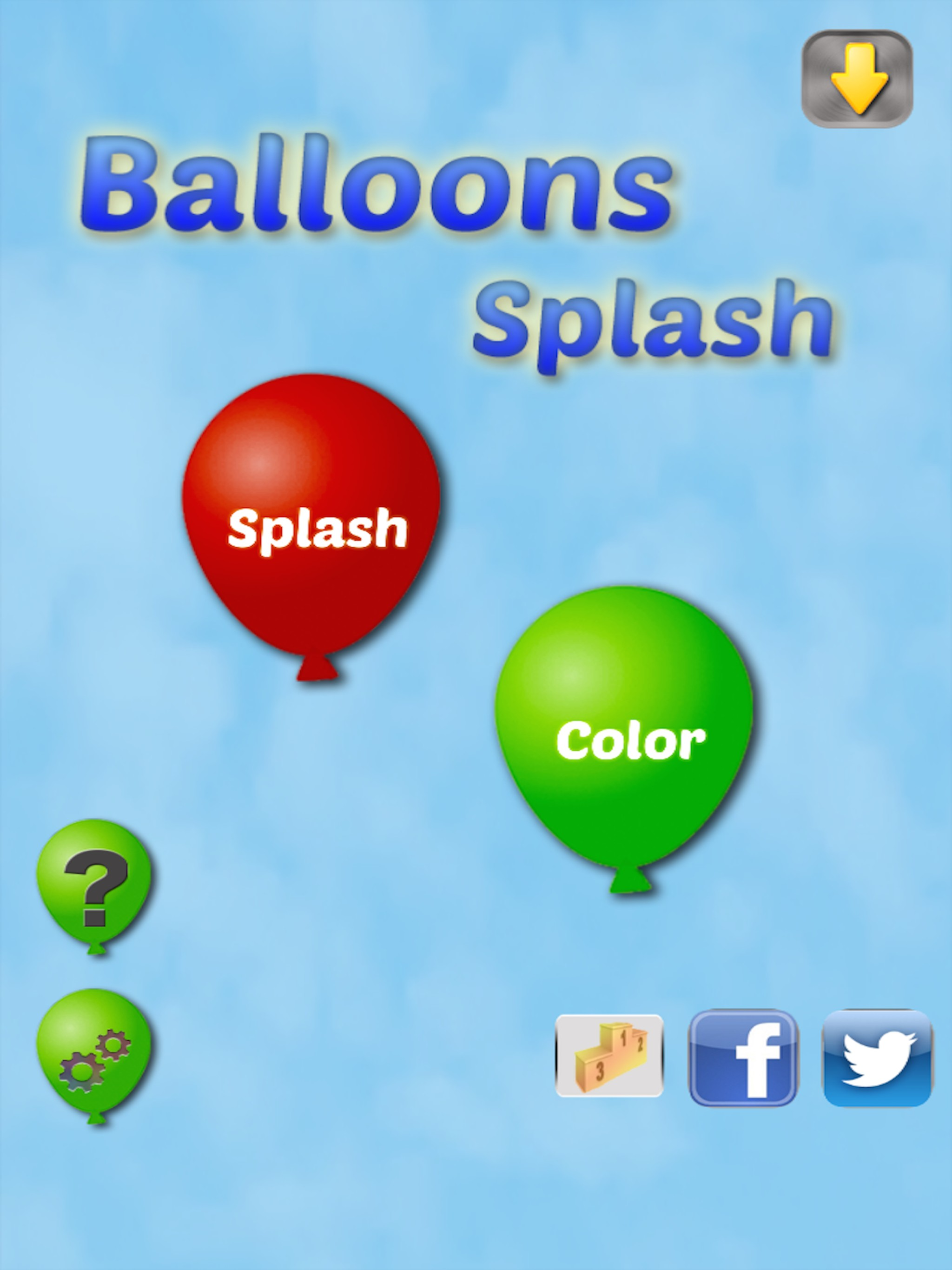 Balloons Splash