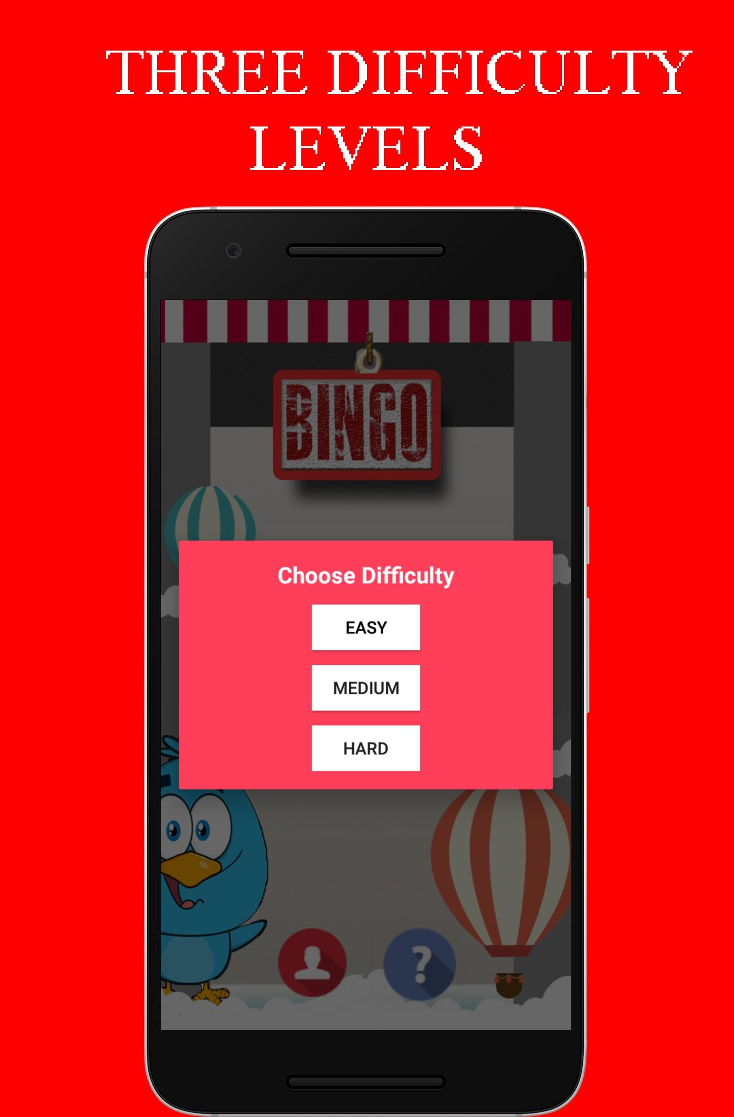 Bingo Crunch- Multiplayer Game