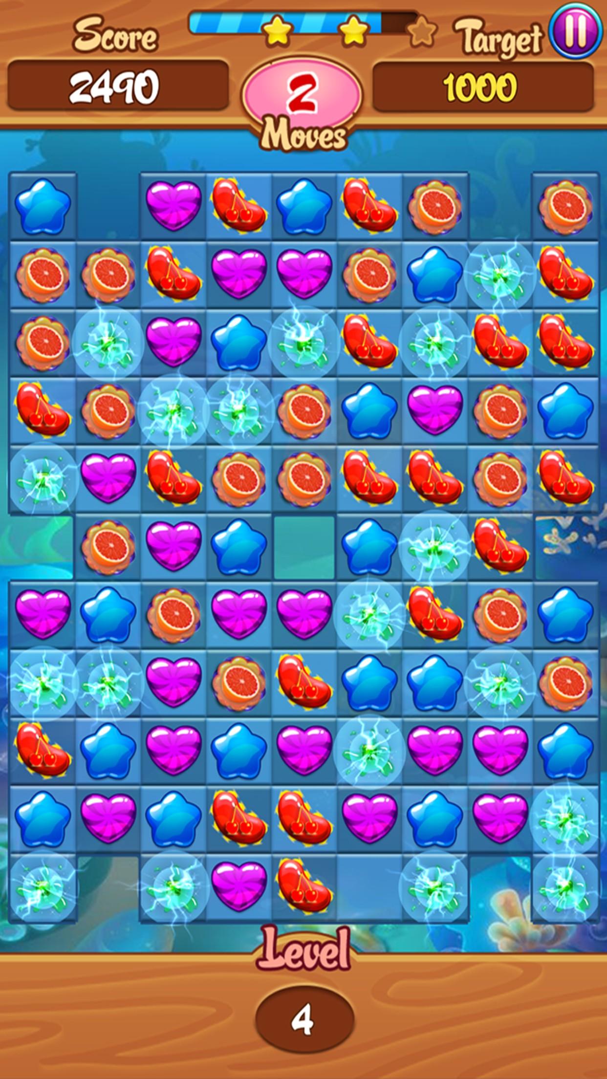 Candy Blast Crush Mania