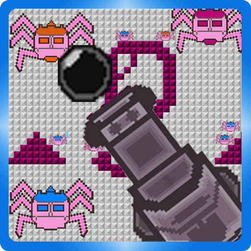 Cannon Against Robo-Spider