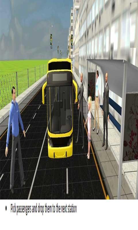 City Passenger Bus Simulator