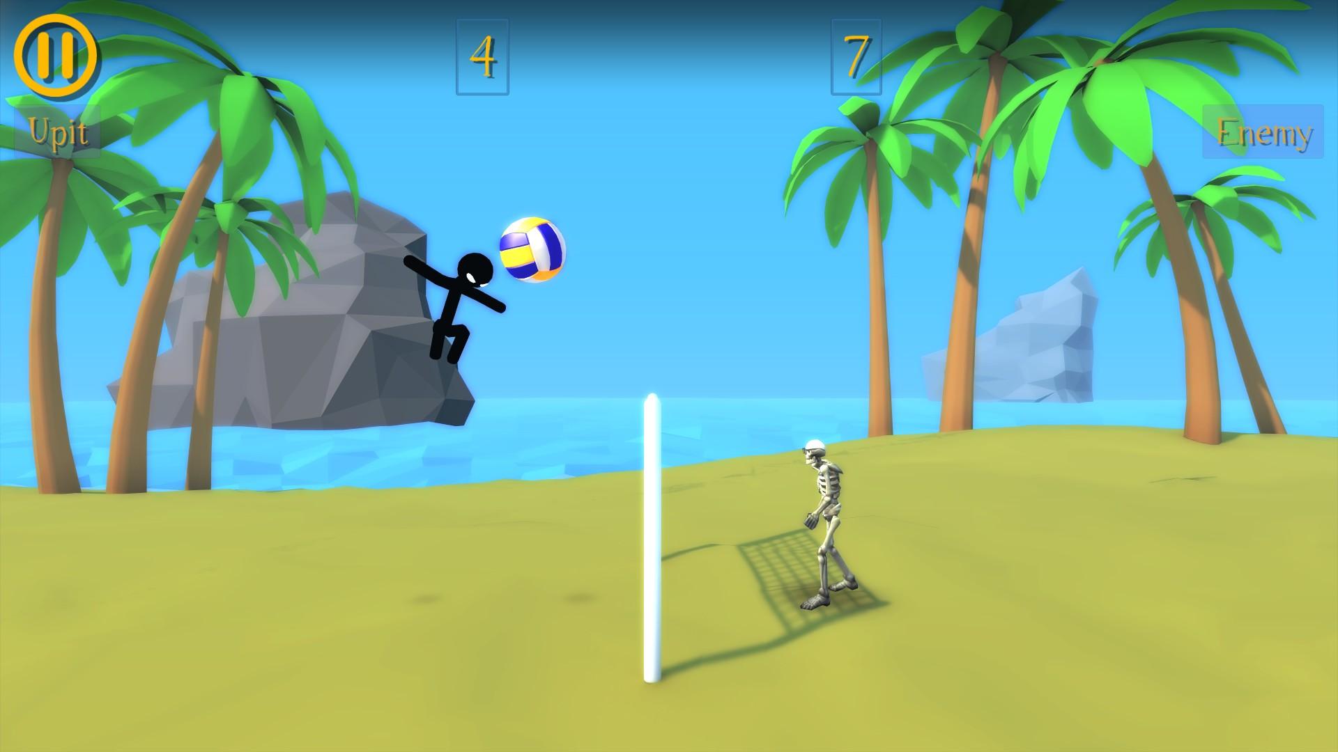 Crazy Volleyball