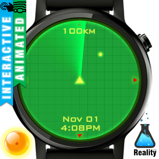 Dragon Radar - Watch Face