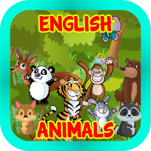 English Animals Play & Learn