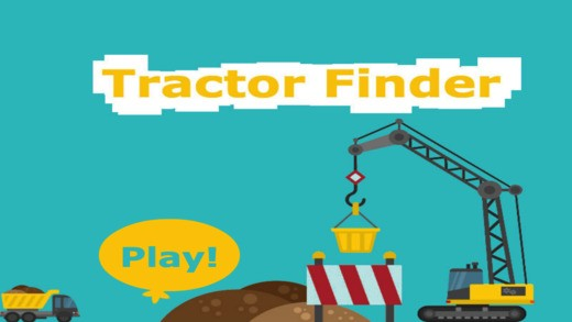 Find the tractor (and other vehicles)