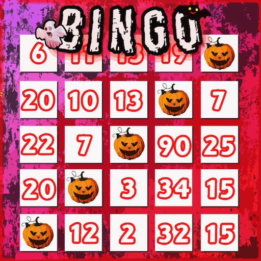 Halloween Bingo Maths For Kids