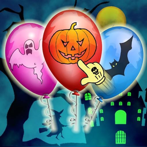 Halloween Pop The Balloon