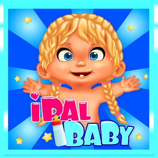 iPal Baby Virtual 3D Childcare App