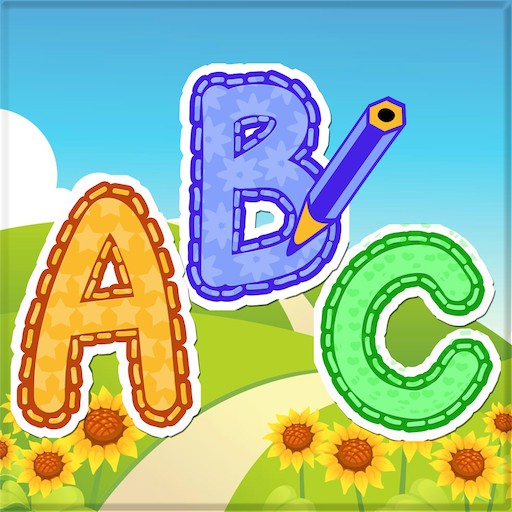 Kids ABC Dot Tracing Fun