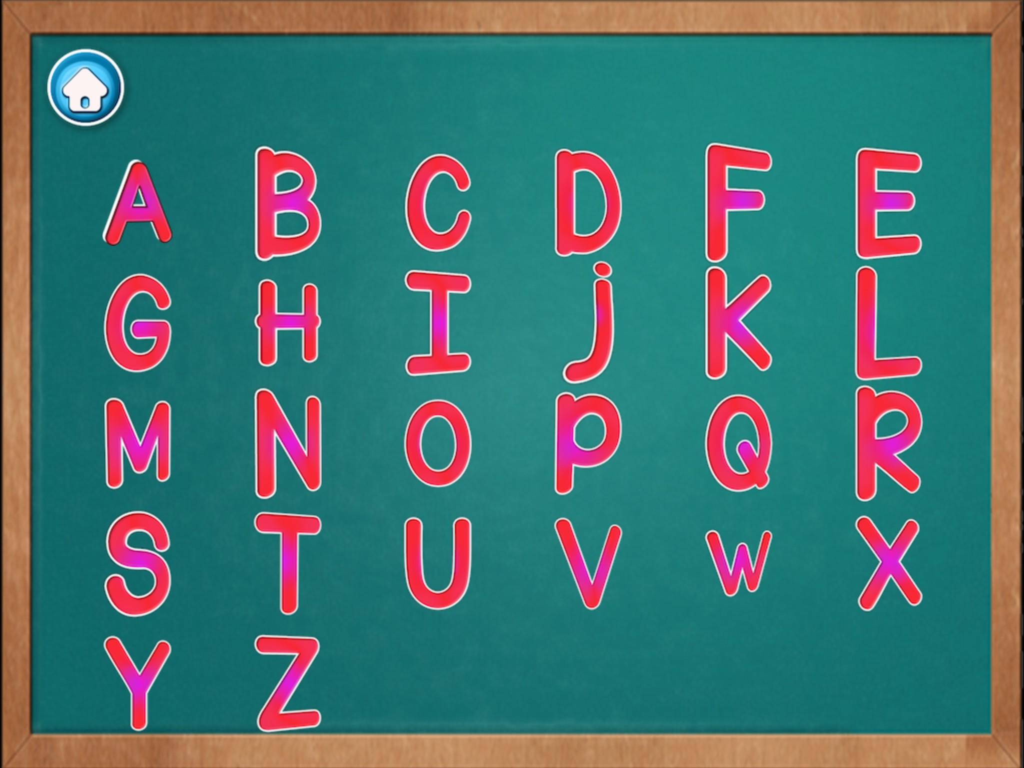Kids ABC Dot Tracing Fun