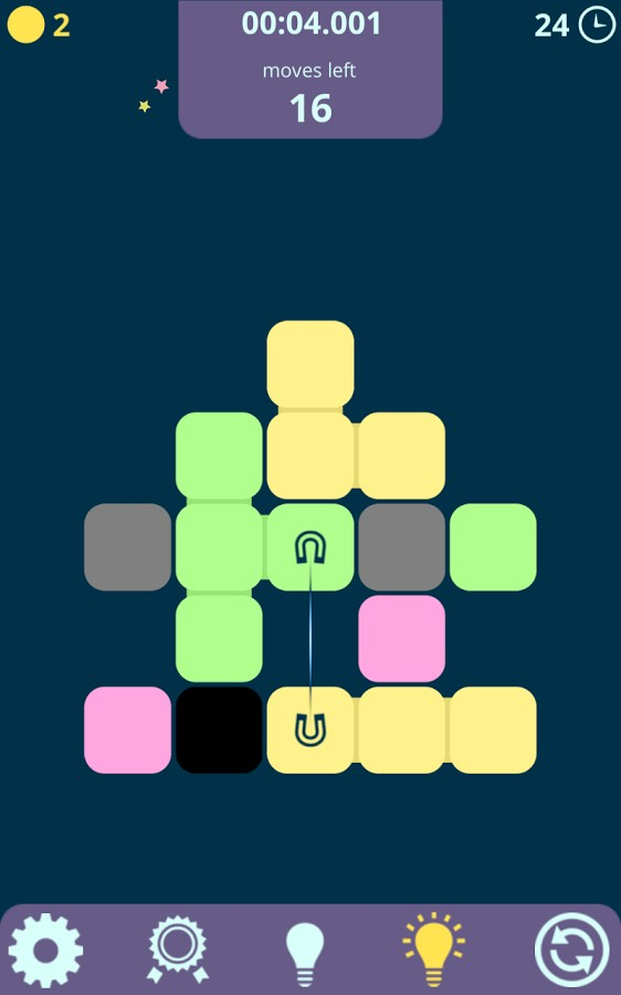 Match2! block puzzle