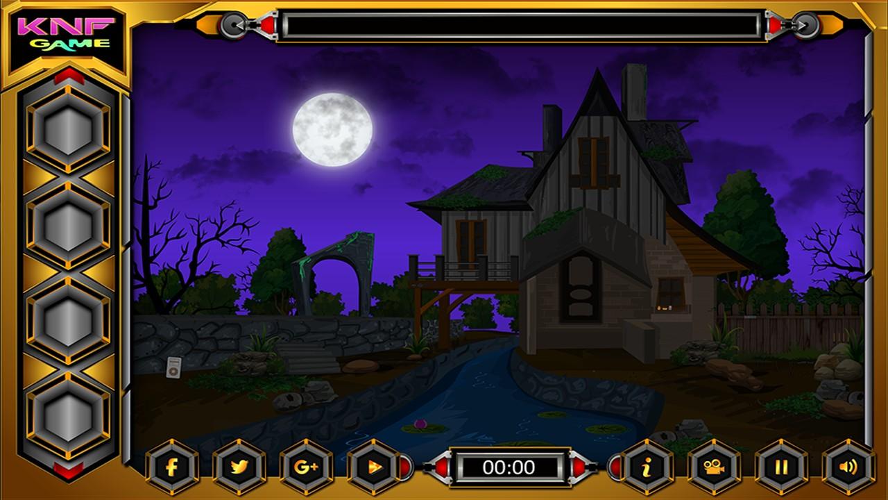Rescue Treasure Haunted House