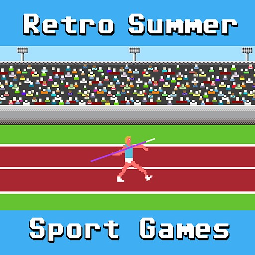 Retro Sport Games Summer Edition