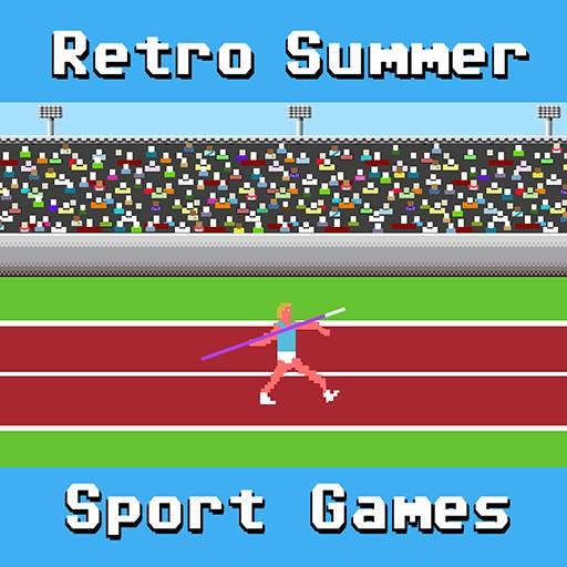 Retro Sport Games Summer Edition