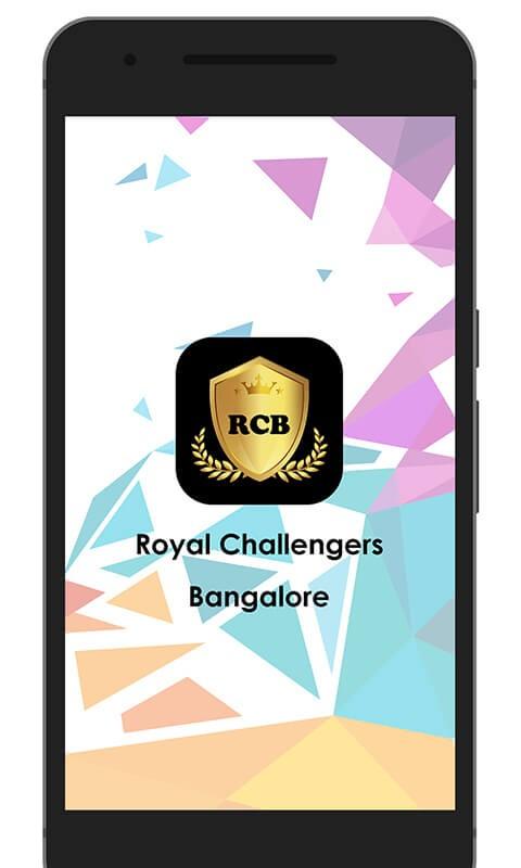 Schedule & Info of RCB Team