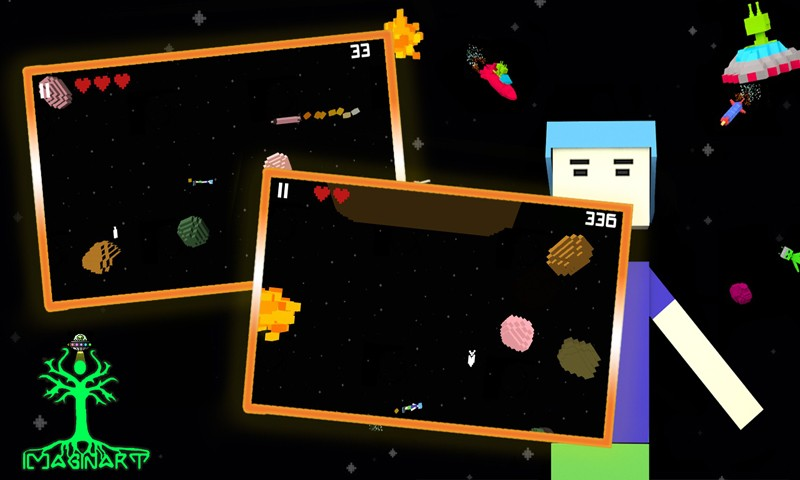 Space Adventure - Roller