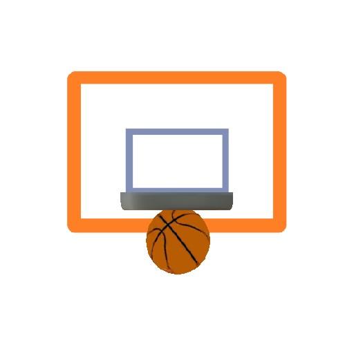 Throw throw basketball