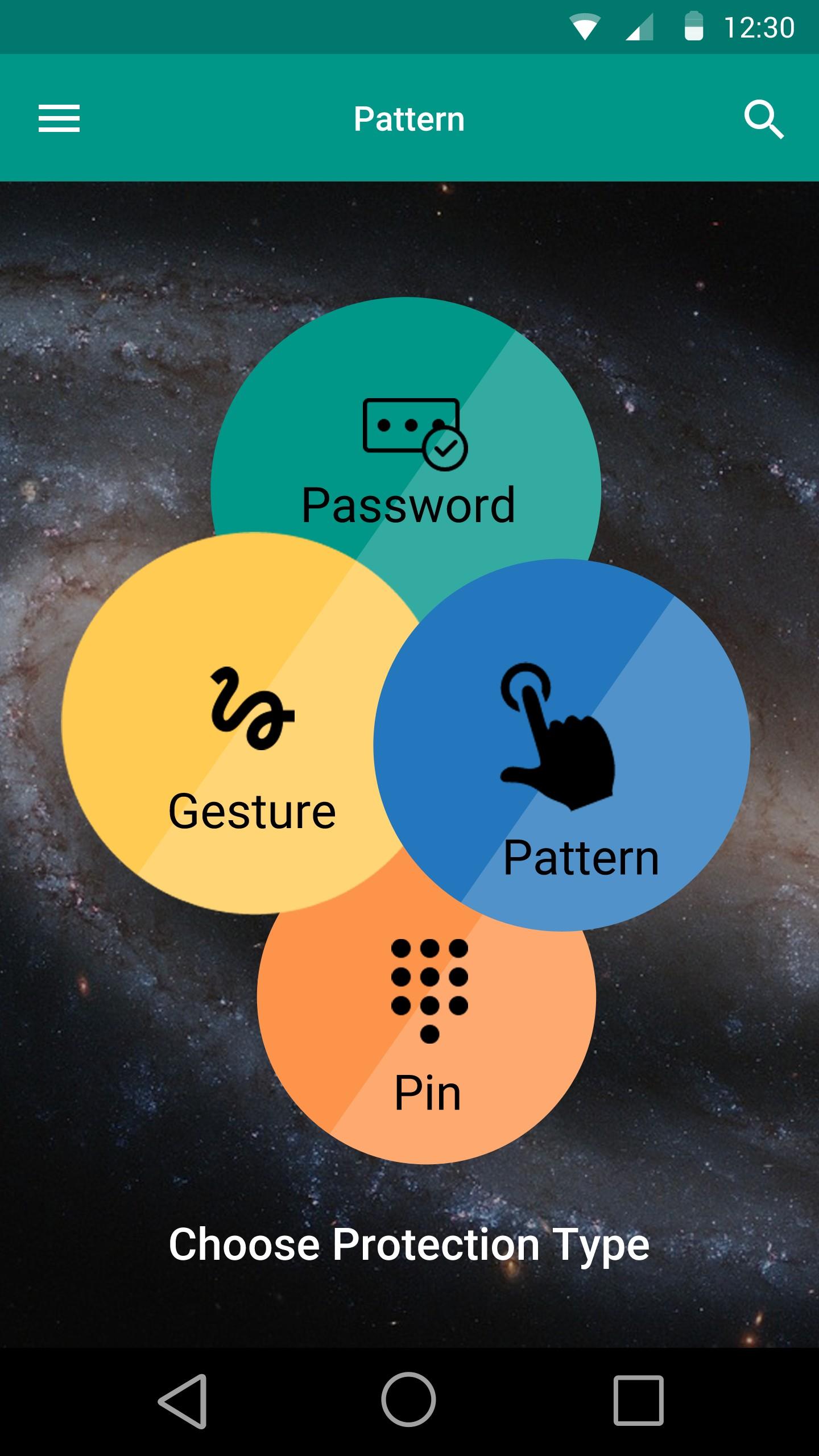 uLockApp - Apps Locker