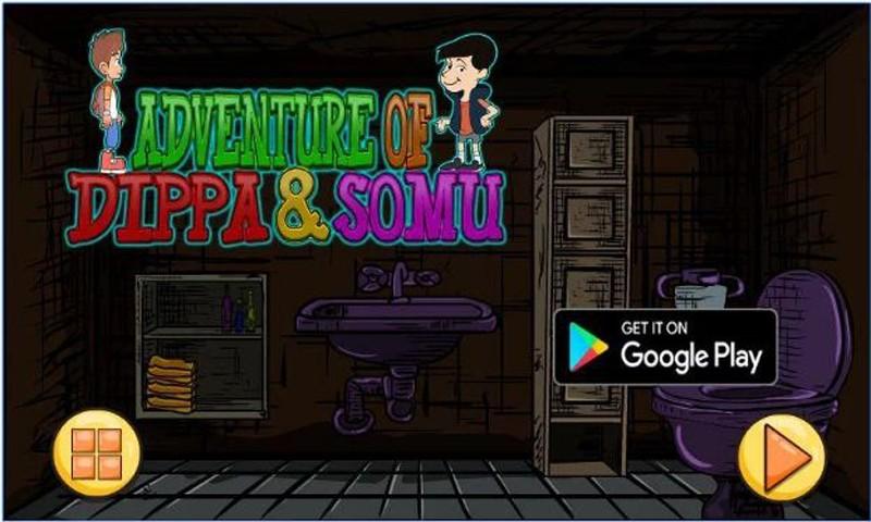 Adventure Escape: dippa Somu