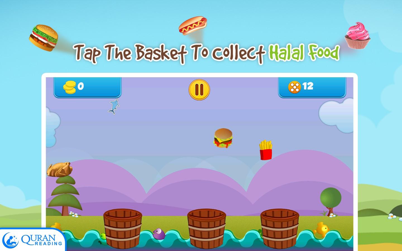 Catch It Halal Kids Game 2017