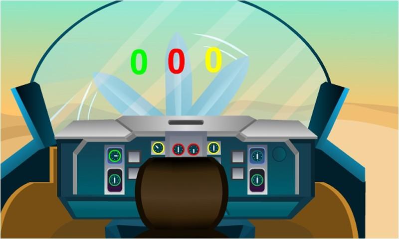 Escape Game Aerojet