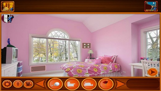 Escape Game - Rush Into Pink Rooms
