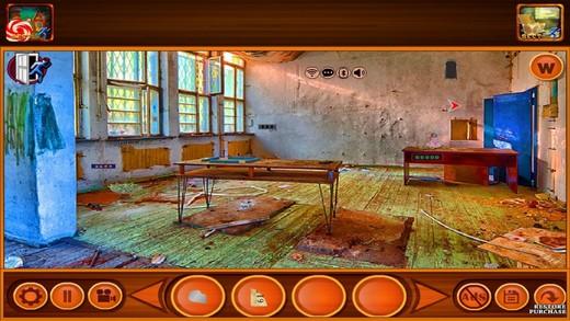 Escape Game - Seeking For Palm Script