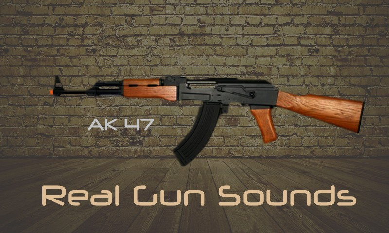 Gun Sounds Real Shoot Free App