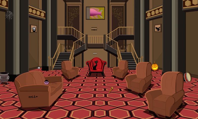 Horrer Hotel Escape
