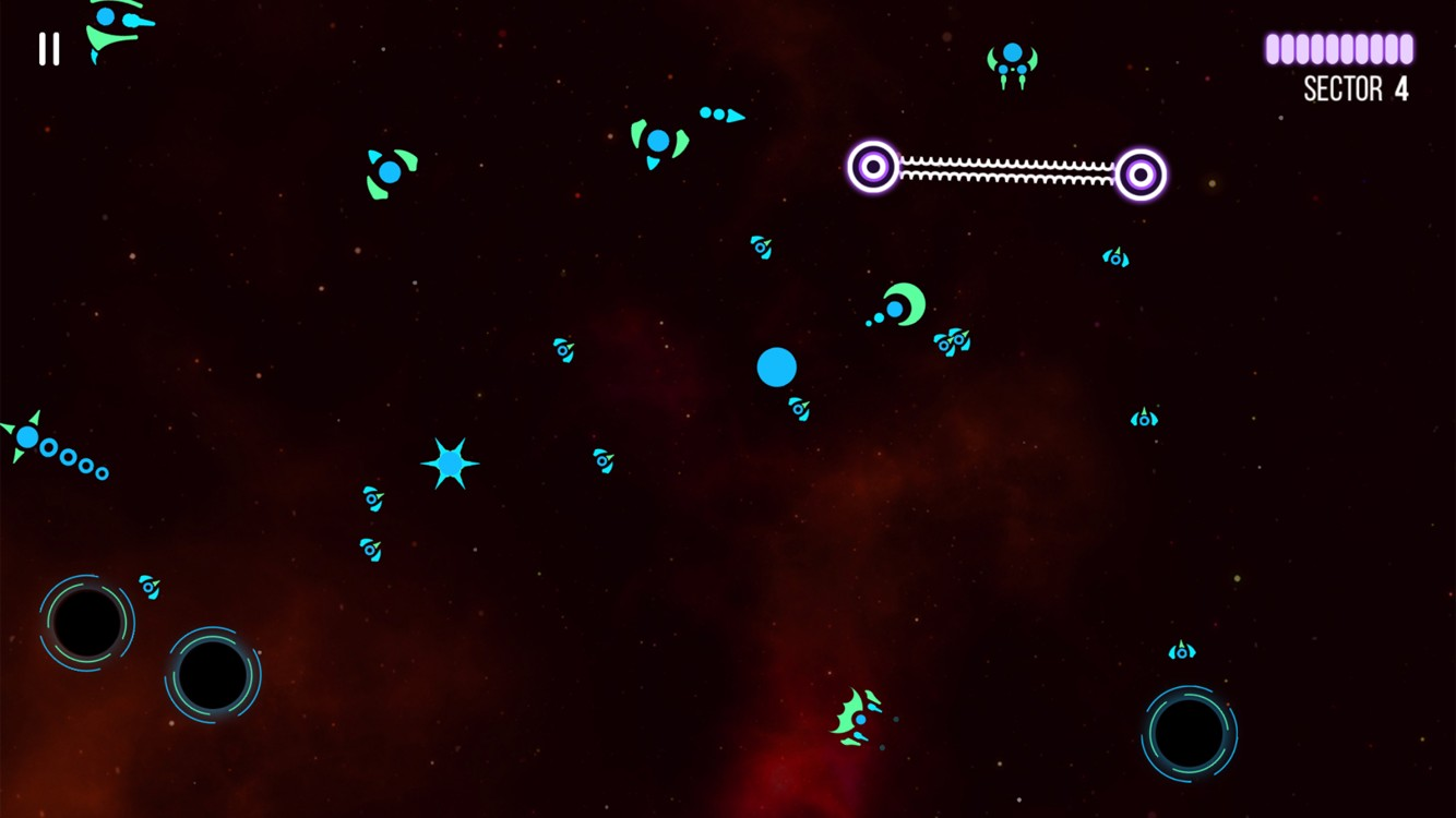 HYPER BEAM – A Twin-Stick Arcade Endless Survival Game