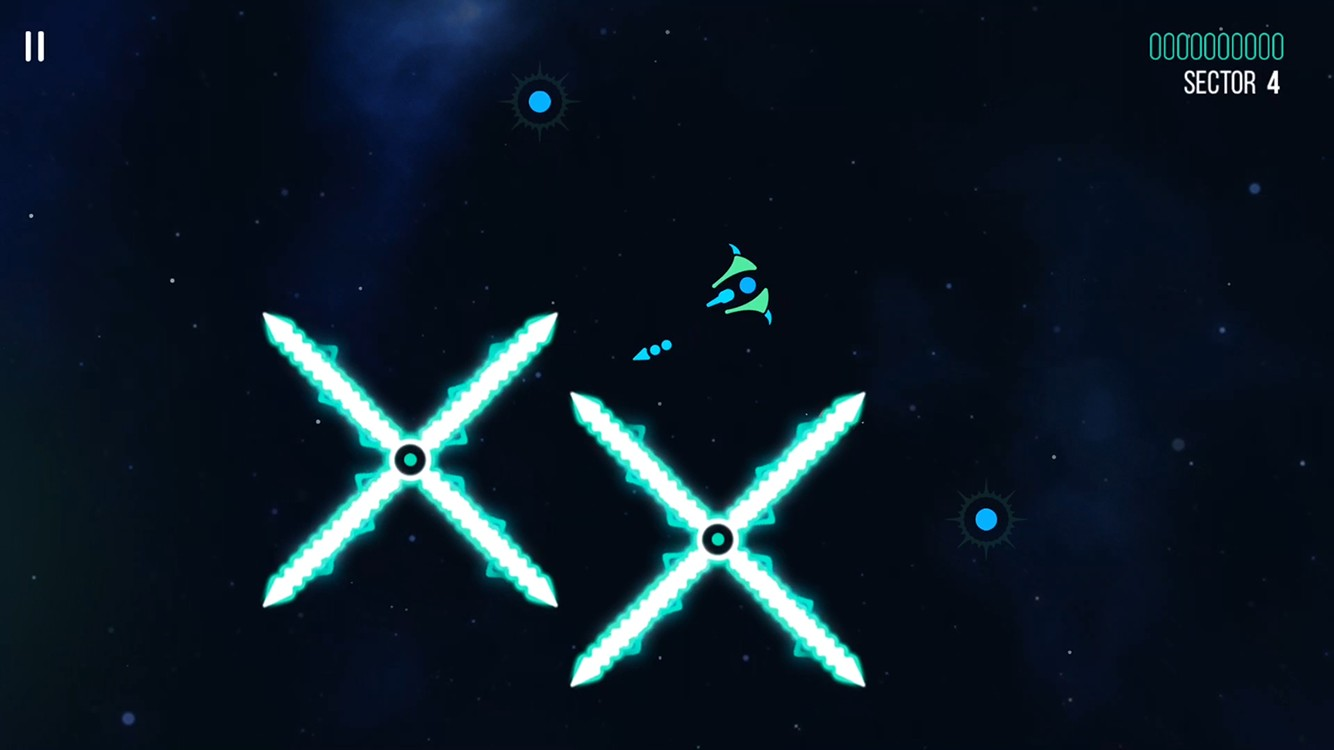 HYPER BEAM – A Twin-Stick Arcade Endless Survival Game