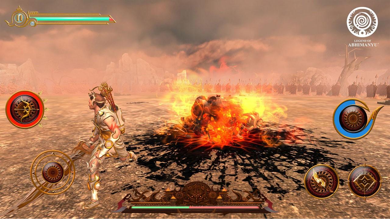 LoA - Legend of AbhiManYu