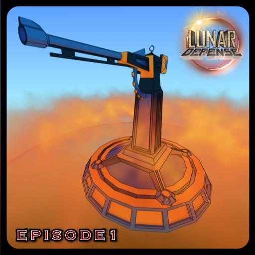 Lunar Defense - Episode One