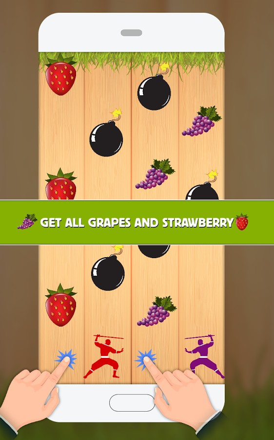 Ninja Fruit