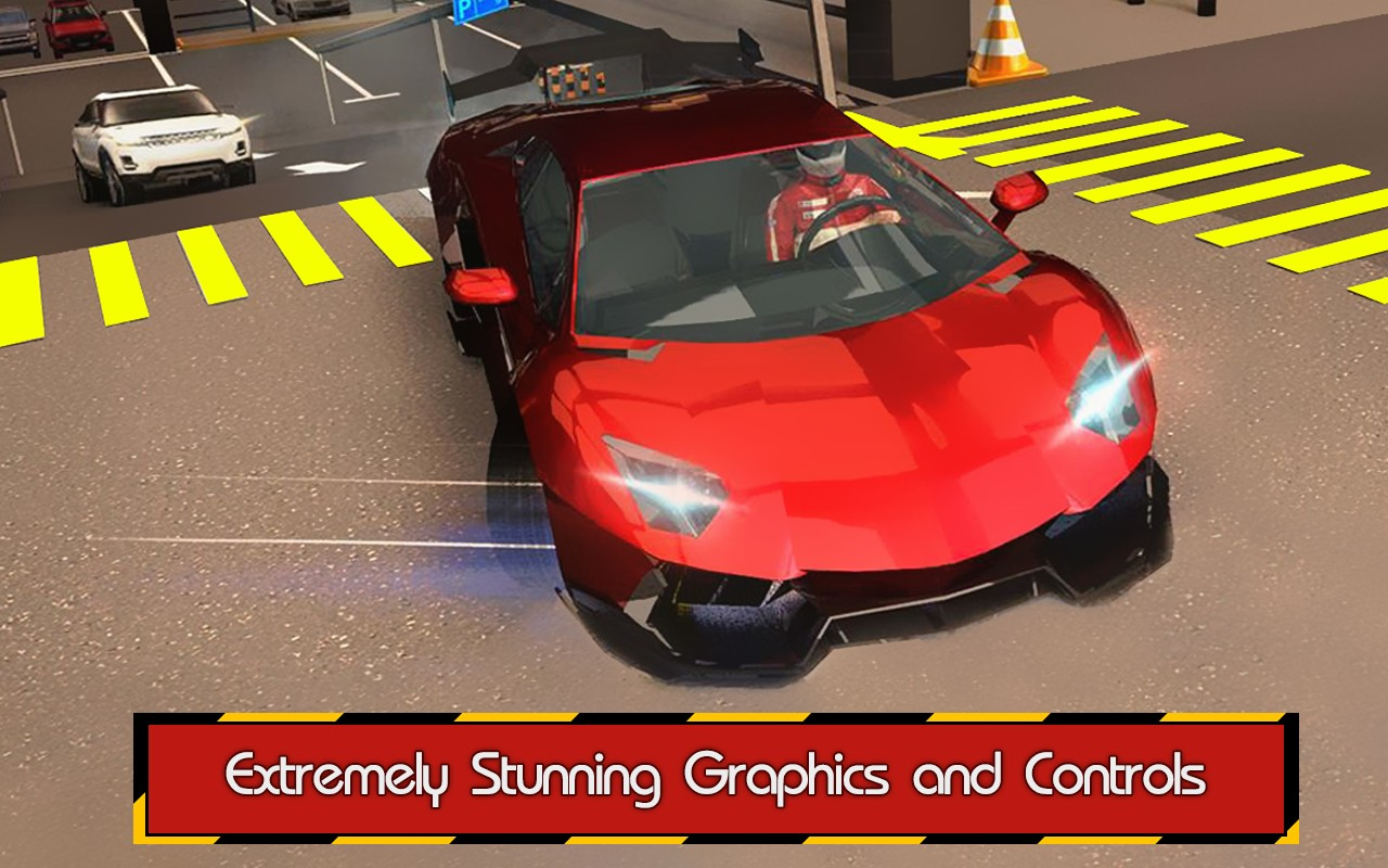 Real Modern Car Parking Sim 3d