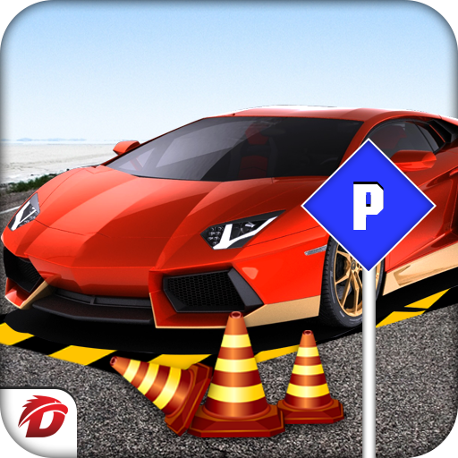Real Modern Car Parking Sim 3d