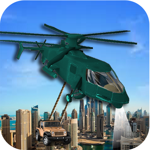 Rescue Helicopter 911 Sim