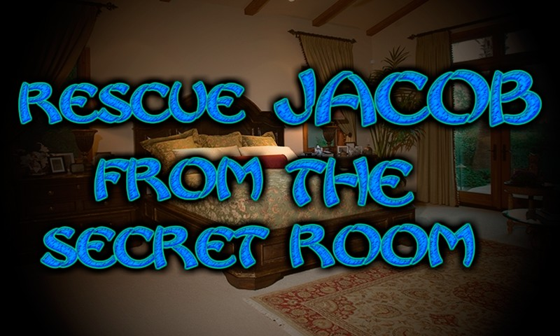 Rescue Jacob from the secret room