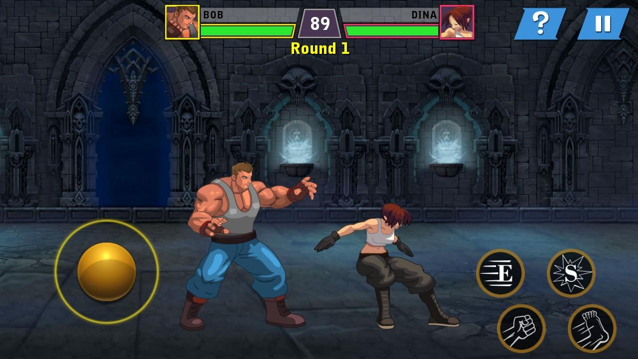 Revenge Kungfu Street Fight