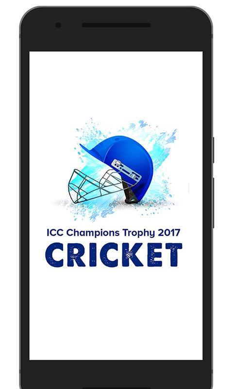 Schedule: Champions Trophy 2017