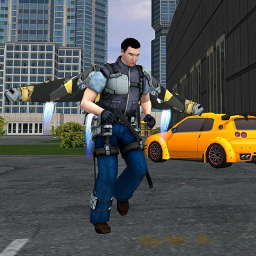 Super Hero Cop