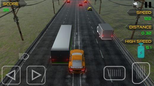 Traffic Racer - Wild Run Car Racing