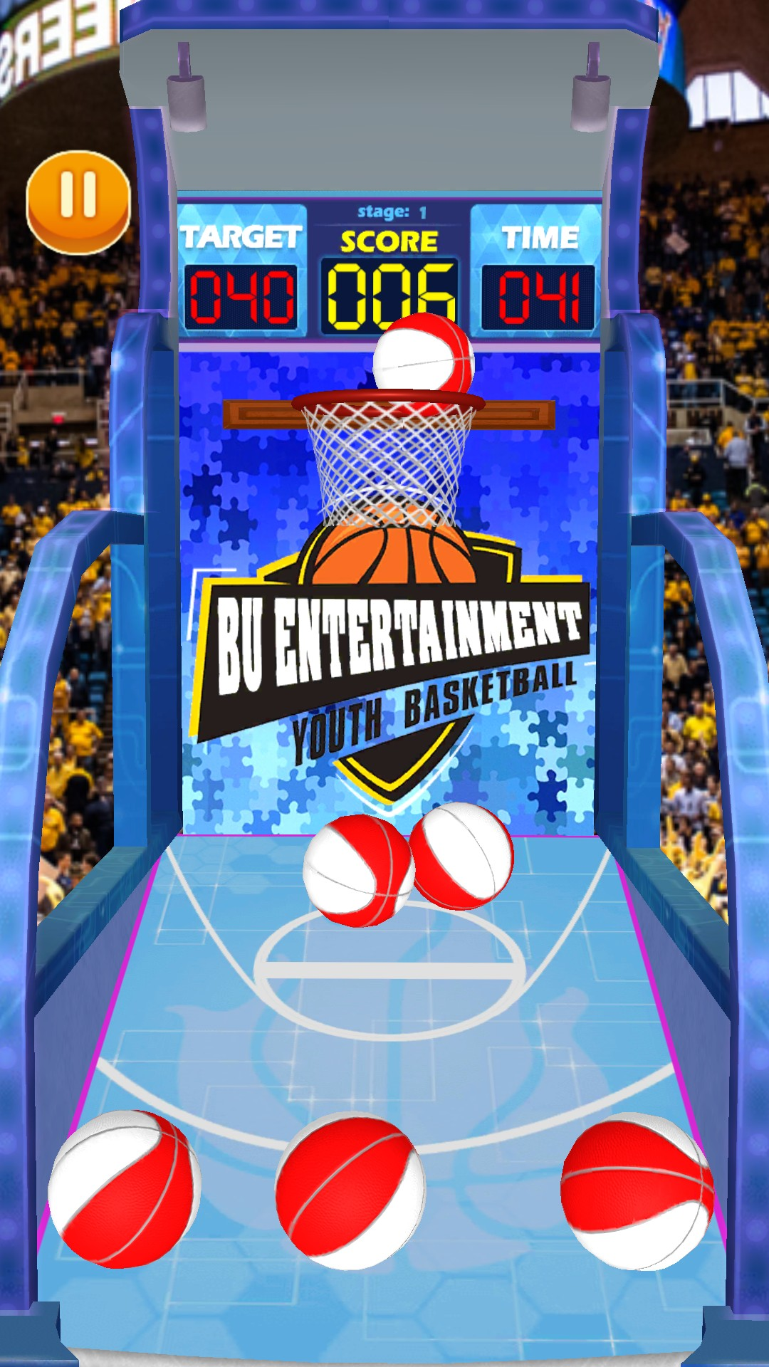 Trick Shots: Arcade Basketball