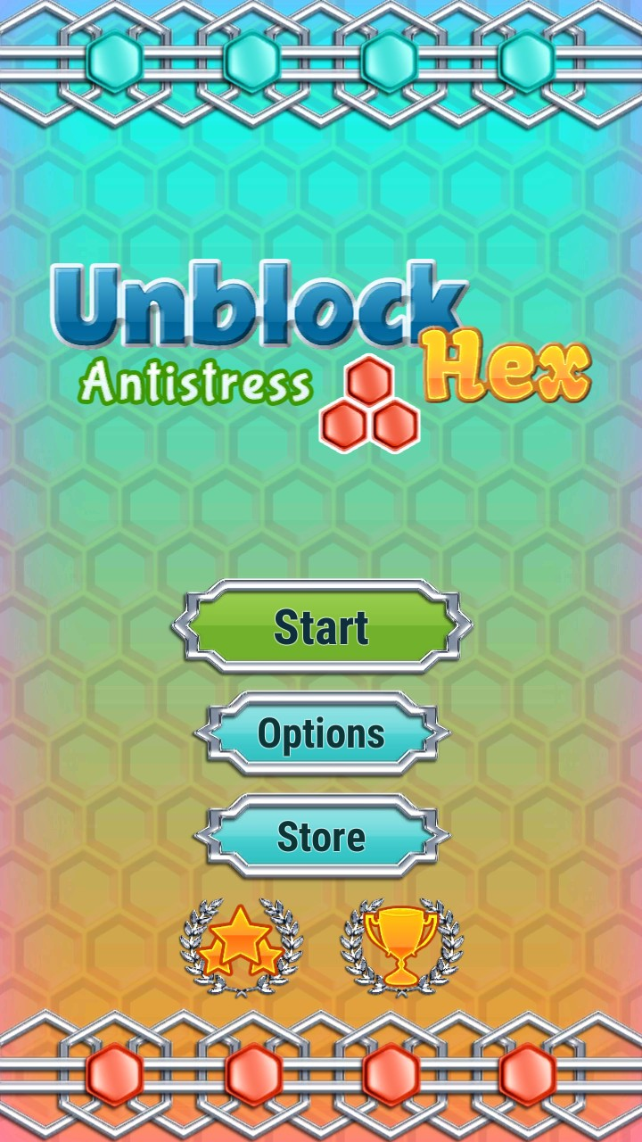 Unblock Hex - Antistress