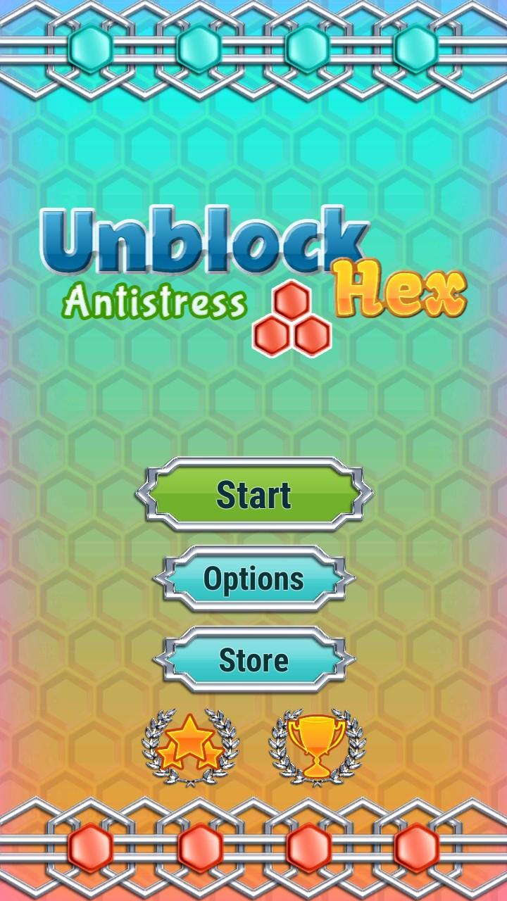 Unblock Hex - Antistress
