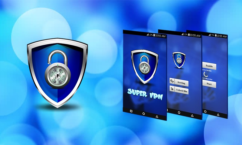 VPN free proxy touch : unblock