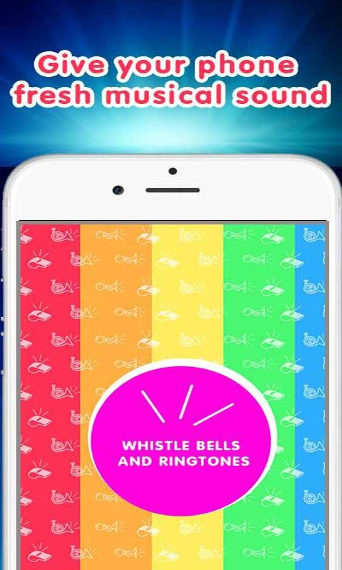 Whistle Bells and Ringtones