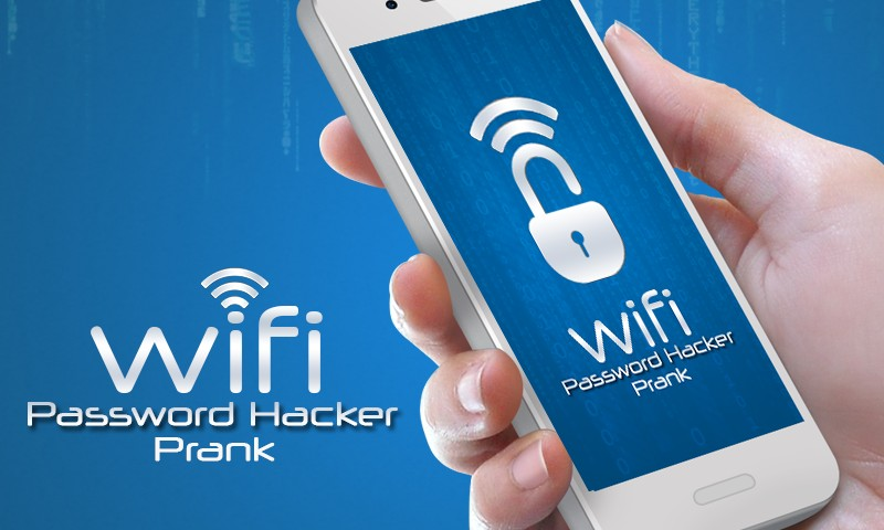 WIFI Password Hacker Key Prank